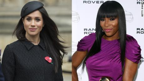 What Williams and Markle have in common