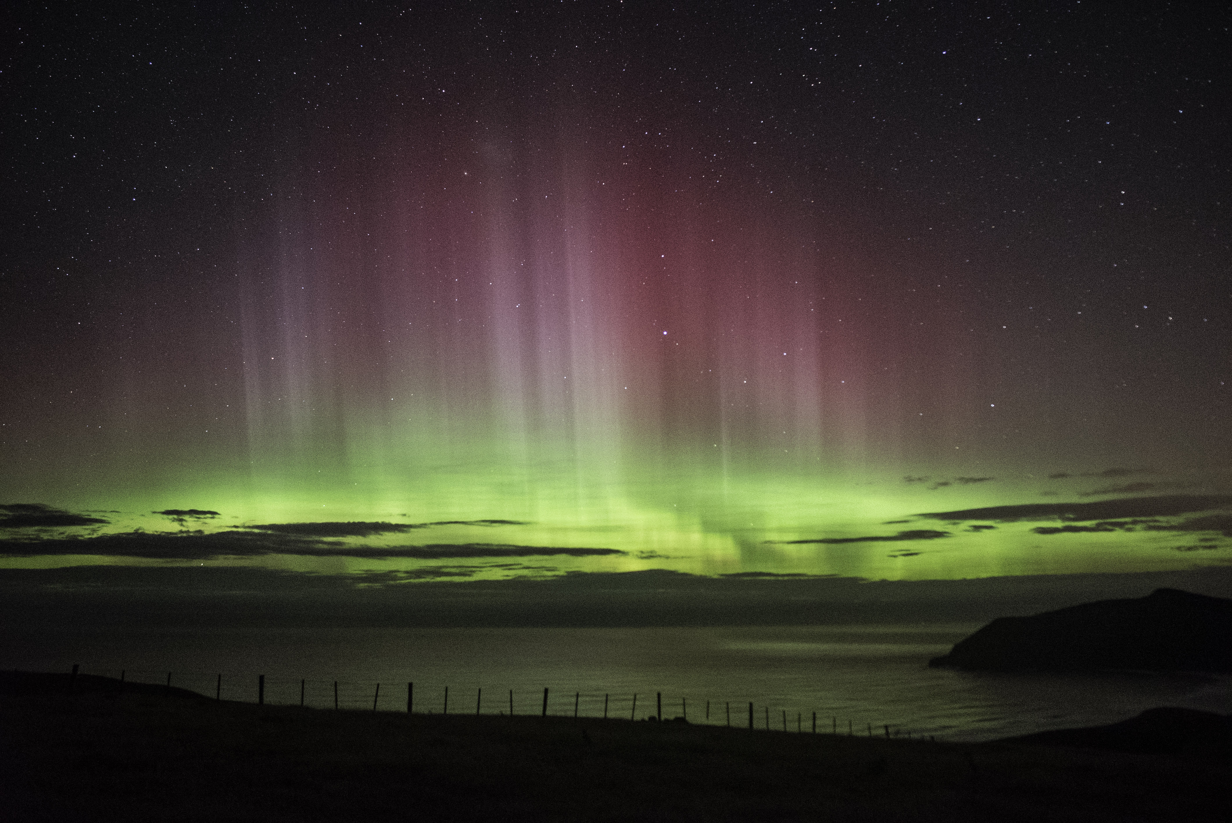 Southern Lights Where To See The Aurora Australis In New