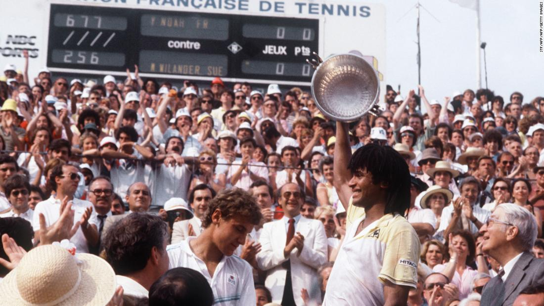 No Frenchman has triumphed on home clay since Yannick Noah in 1983.