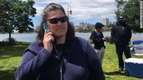 This woman made headlines in May 2018 after she called police to accuse a black family of illegally barbecuing in an Oakland, California, park.