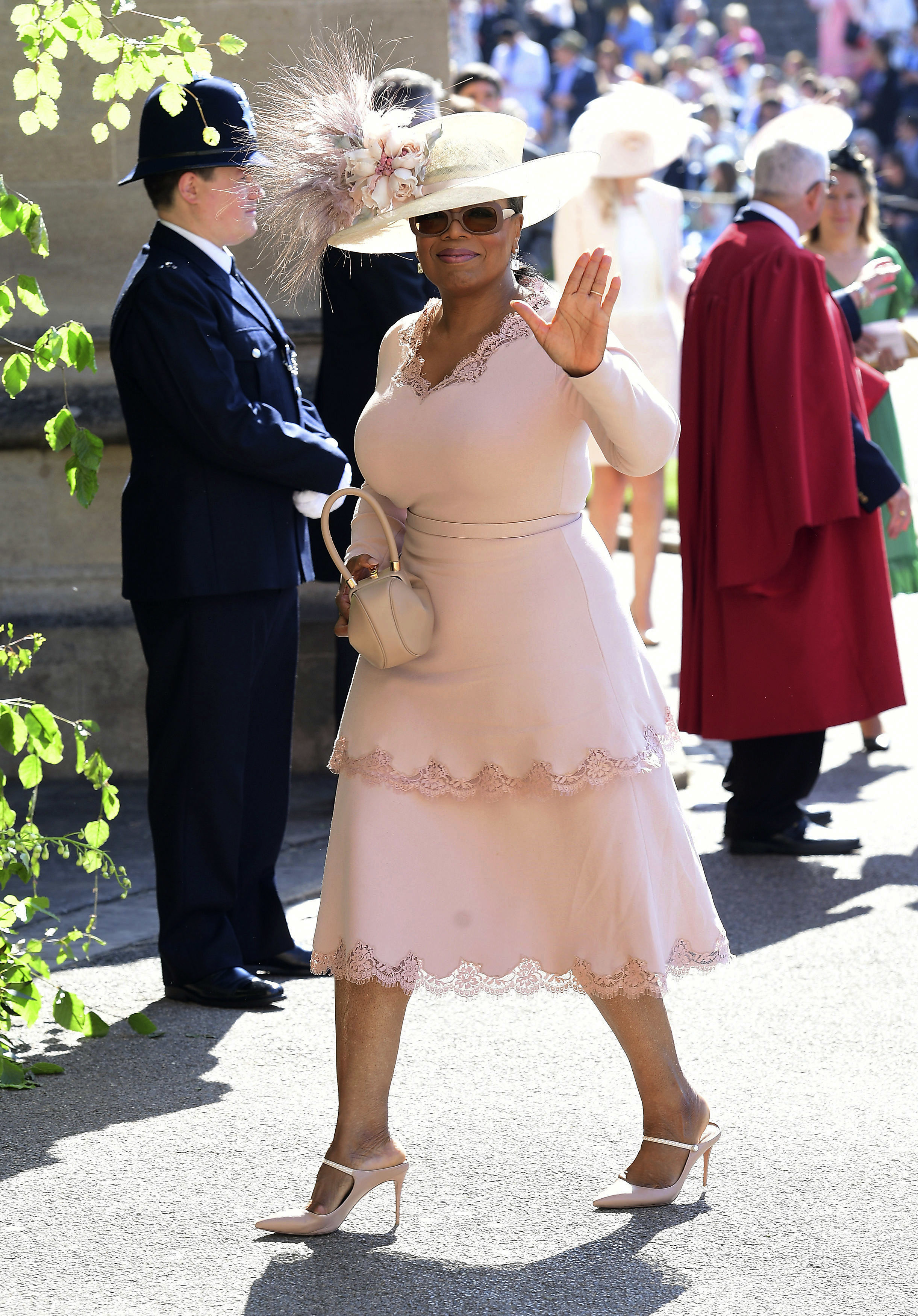 Pictures Of Royal Wedding.Wedding Guest Fashion Bold And Bright At Windsor Cnn Style