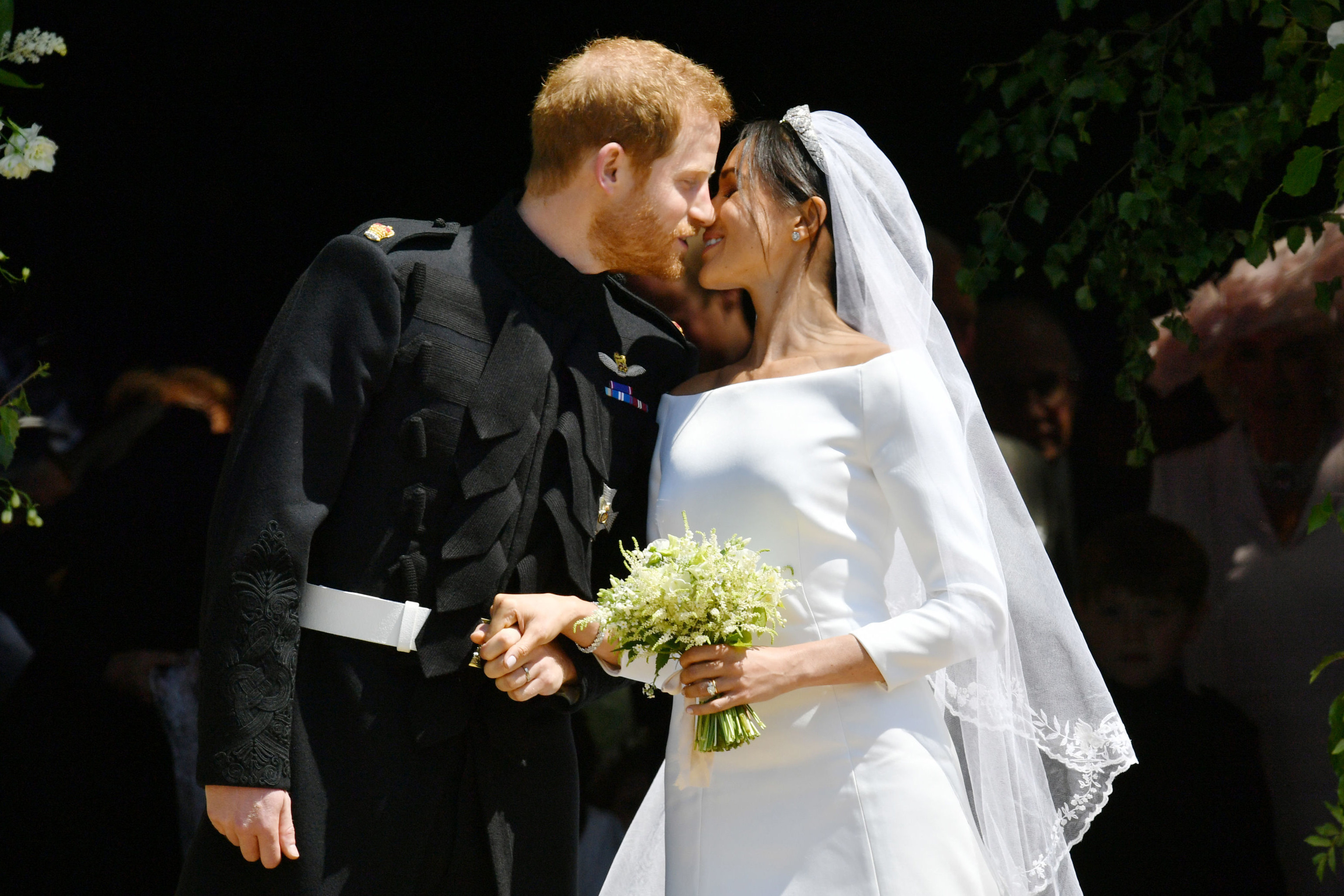 meghan markle s wedding dress is by givenchy s clare waight keller cnn style 2