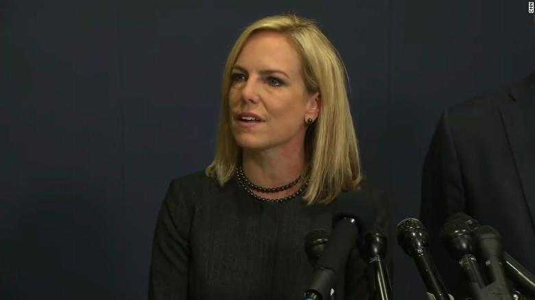 Nielsen questions Russian Federation  interference for Trump