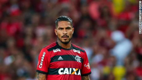 Guerrero is a two-time Copa America golden boot winner and currently plays his club football for Flamengo in Brazil.