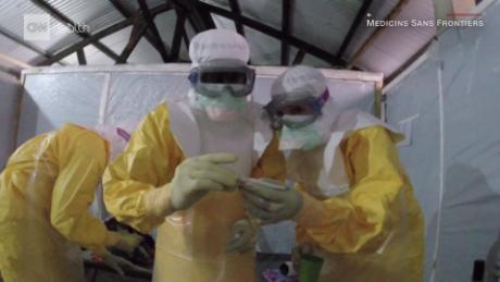 Latest Ebola outbreak is Zaire strain, vaccinations to start