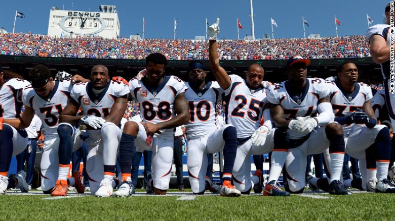 NFL approves rule requiring players to stand during the national anthem