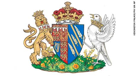 What Meghan Markle's own coat of arms means