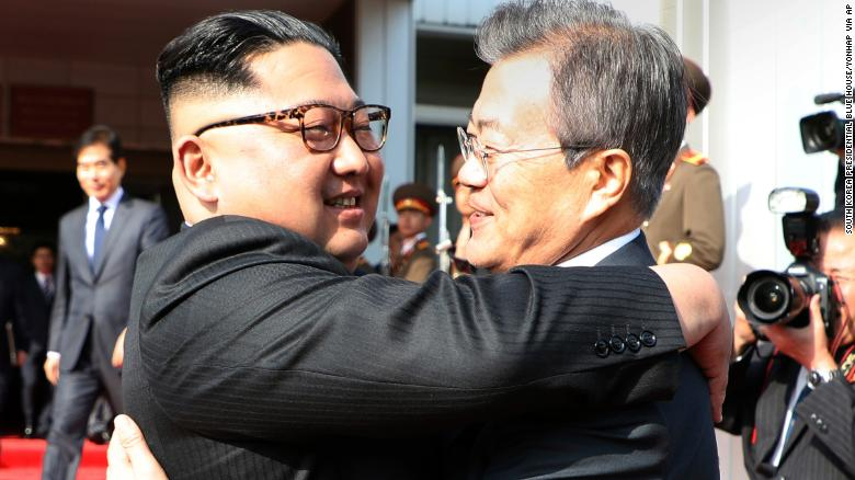 See video from Korean leaders&#39 second meeting