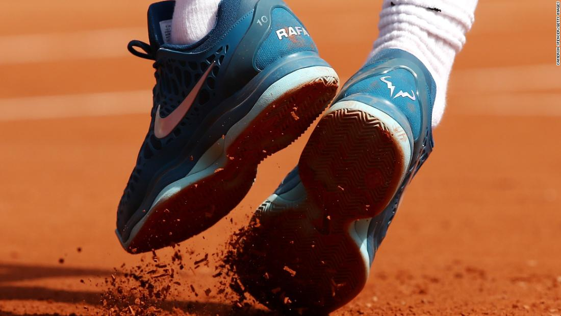 Rafael Nadal is back in Paris and bidding to stretch his record to 11 French Open titles after beating Stan Wawrinka in last year's final at Roland Garros.