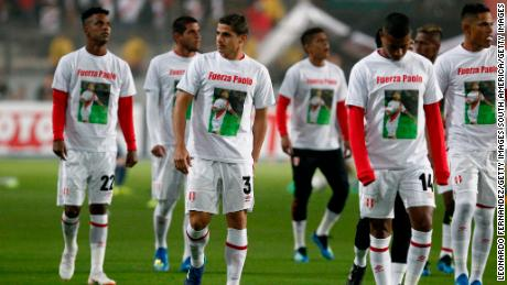 Peru captain Guerrero cleared to play at World Cup after court ruling