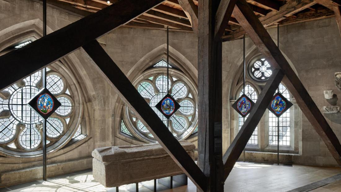 Inside Westminster Abbey S 30m Secret Attic Style