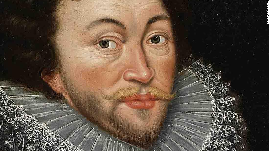 Wart Proves That Francis Drake Portrait Is Real Cnn Style