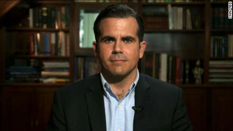 Puerto Rico governor: 'We need to solve the century-old problem of colonialism'