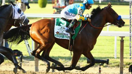 The first yearlings by 2015 Triple Crown winner American Pharoah are on sale this year at Keeneland.