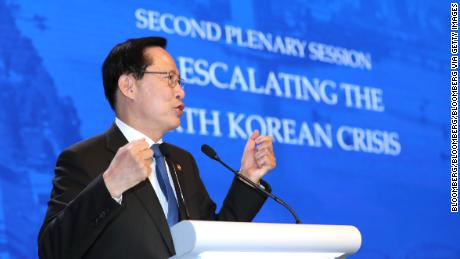 'No sanctions relief to NKorea until denuclearisation steps'