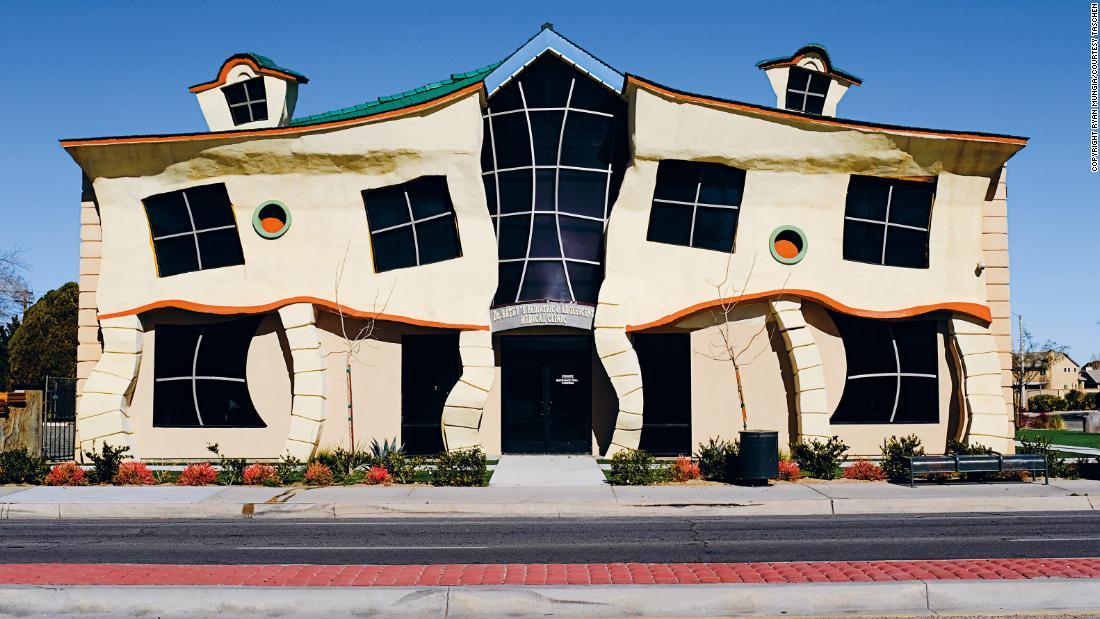 California's most peculiar buildings
