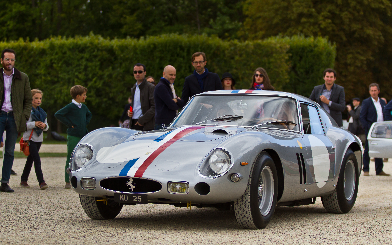 1963 Ferrari 250 Gto Sells For A Record 70 Million Cnn Style