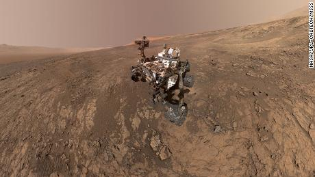 NASA's Curiosity Rover finds organic material on Mars