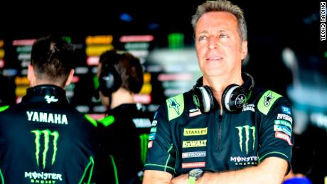 Poncharal, Principal of the Tech3 team says MotoGP will be a hybrid championship.