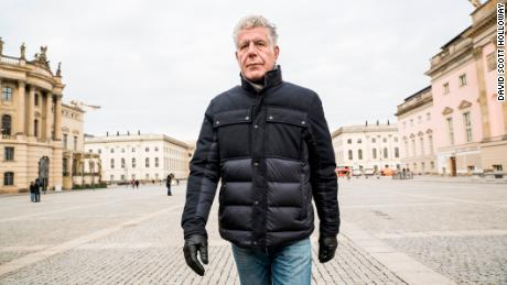Anthony Bourdain earns posthumous Emmy nomination for 'No Reservations'