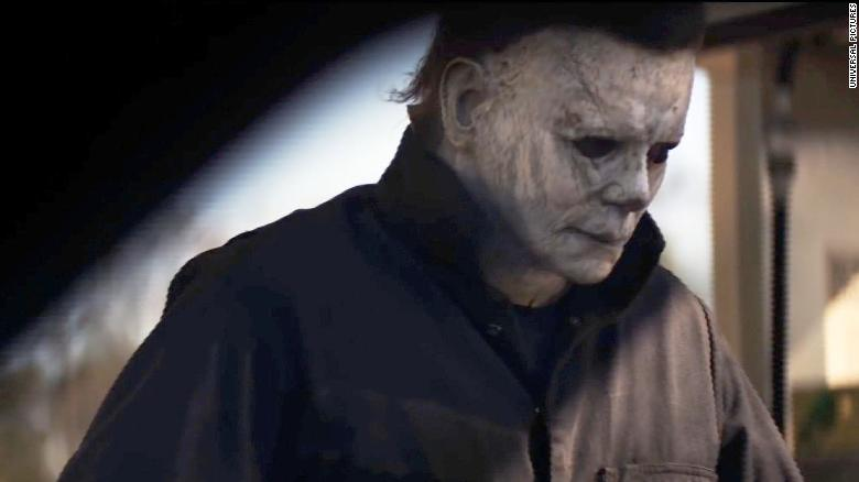 'Halloween' opening weekend breaks box office records