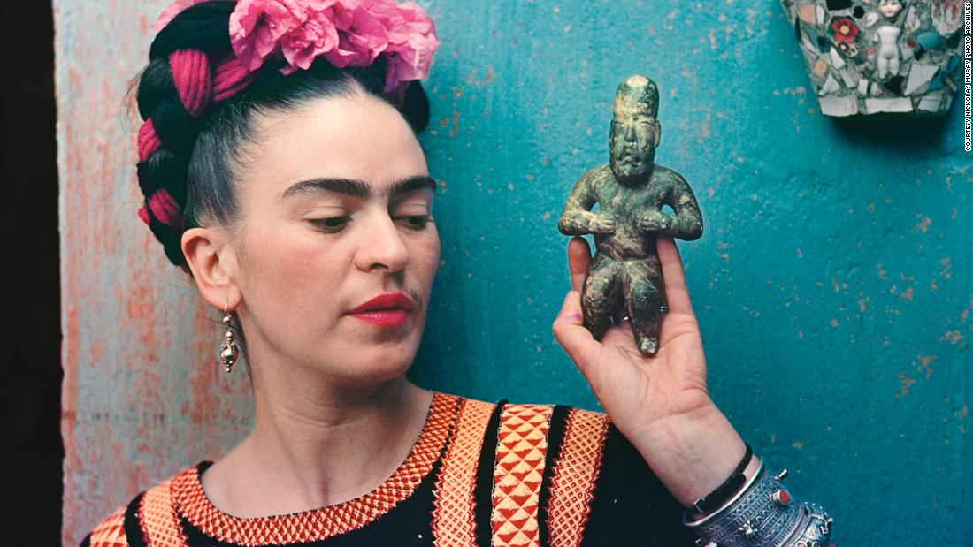 In honor of Frida Kahlo's birthday, here are 5 things you should know about the Mexican artist