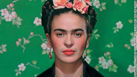 Possibly the only known recording of artist Frida Kahlo's voice found, Mexican Sound Library says