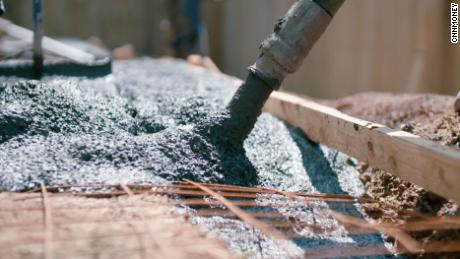 CarbonCure's ultimate goal is zero-emission concrete