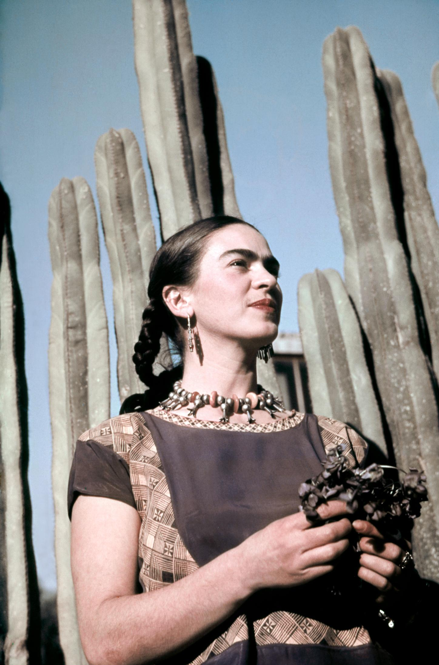 Frida Kahlo The Mexican Artist Who Used Fashion To Make A Powerful Political Statement Cnn Style