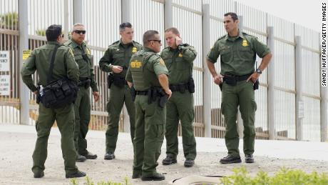 Caravan forces short-term shutdown on US  border as DHS boosts security
