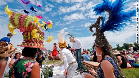 Prix de Diane Longines: La garden-party la plus élégante du monde?