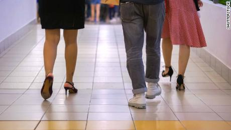 Britain plans a ban on 'upskirting'
