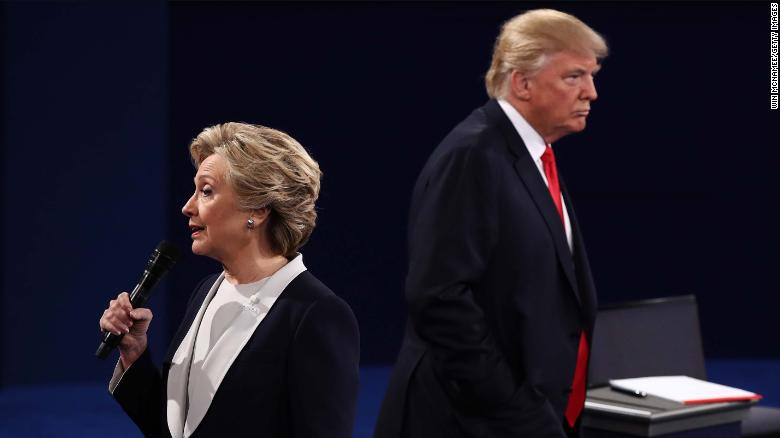 Don't forget that Donald Trump lost the 2016 debates