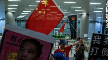 Anger in Hong Kong over Beijing's legal jurisdiction in new train station