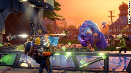"""Launched in 2017, """"Fortnite"""" has become one of the most popular games in the world."""