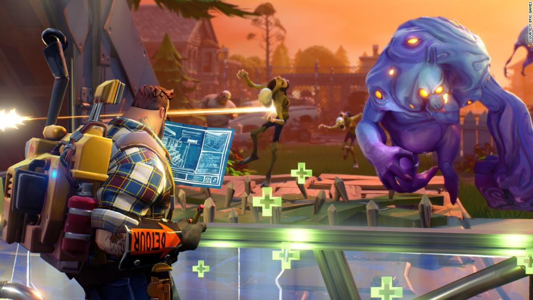 'Fortnite' fever to generate a new type of World Cup next year?