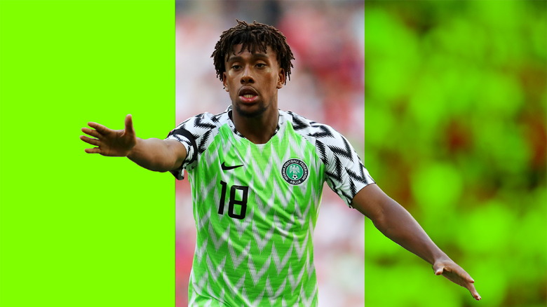 Super Eagles rated third worst team at the World Cup