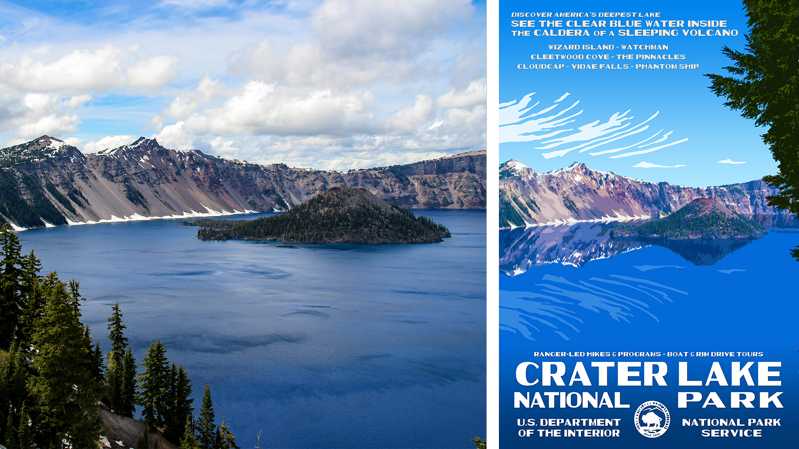 National Park Poster Project taps into 1930s vintage vibe | CNN Travel
