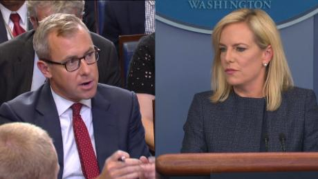 DHS Secretary Kirstjen Nielsen on Immigrant Children