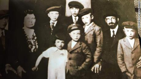 The Holocaust survived and the trauma separated by parents always lasts