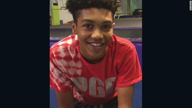 Antwon Rose was shot and killed by a police officer.