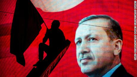 Turkey lifts state of emergency, two years after coup almost toppled Erdogan