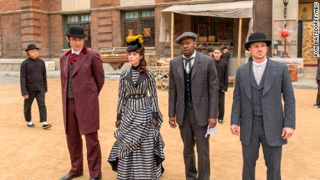 Timeless: Cancelled by NBC; No Season Three, but Maybe a Movie