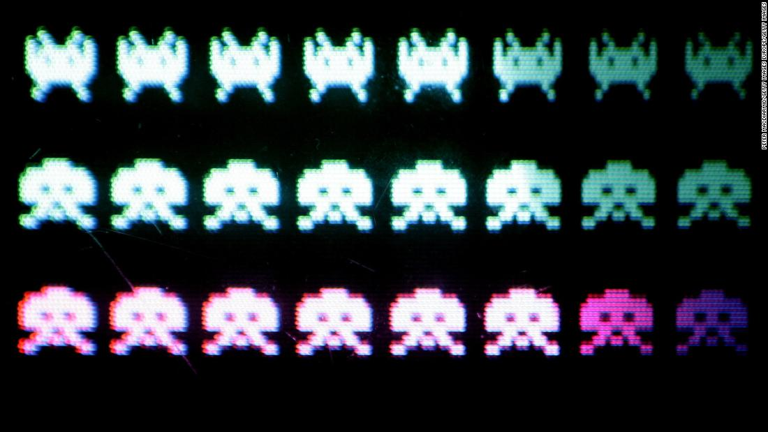 Legendary video game 'Space Invaders' turns 40 - CNN Style