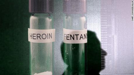 Fentanyl-related deaths have doubled in six months; The US government took several actions