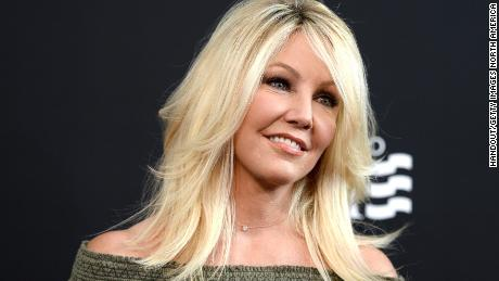 Heather Locklear was arrested Sunday on two misdemeanor counts of battery on emergency personnel