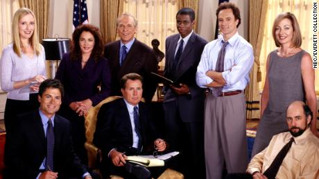 'West Wing' reunion will see cast mobilize to get out the vote