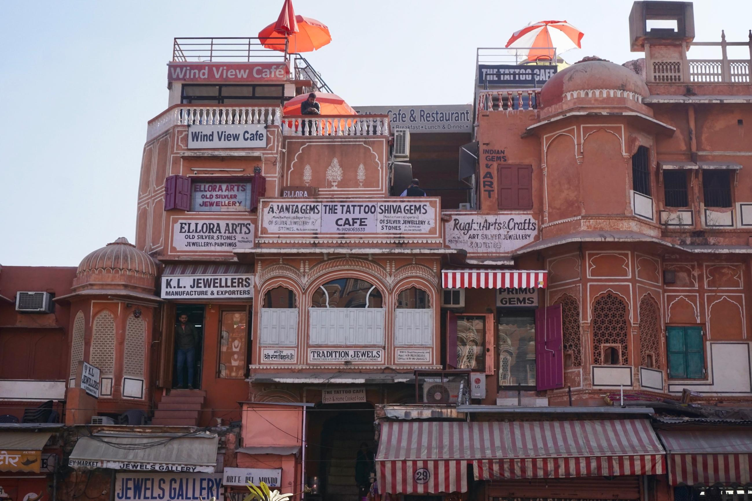 Marvelous Rajasthans Color Coded Royal Cities Cnn Travel Download Free Architecture Designs Itiscsunscenecom