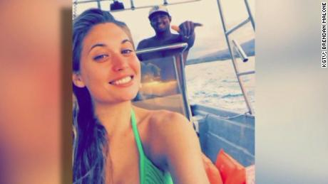 Harrowing parasailing accident leaves woman drifting in the wind for 45 minutes