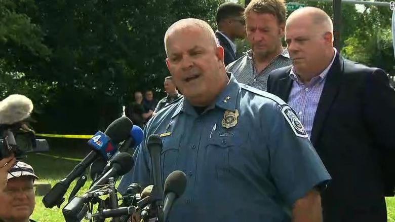 Maryland shooting: USA  police had been warned about shooter